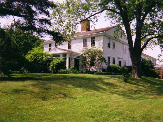 Dummerston house
