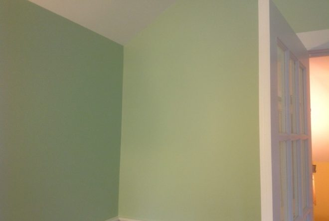 Wilmington- Interior Painting - Green