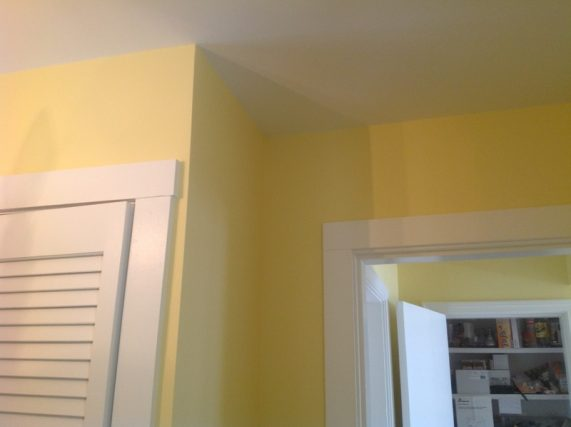 Wilmington interior Painting